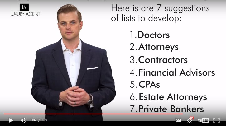 Do You Have a Proprietary List? | Luxury Agent