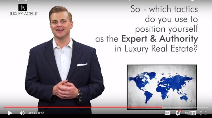 What Tactic Do You Use to Have Luxury clients seek YOU out? | Luxury Agent
